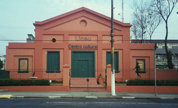Centro Cultural do Liceu de Artes e Ofícios de São Paulo