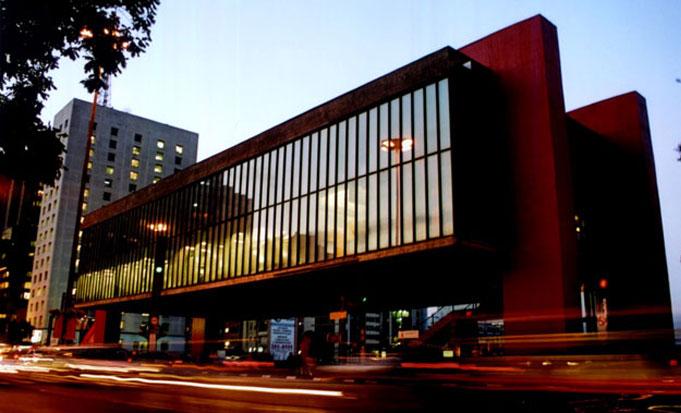 MASP - Museu de Artes de São Paulo