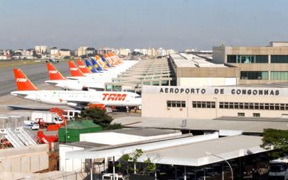 Aeroporto de São Paulo Congonhas