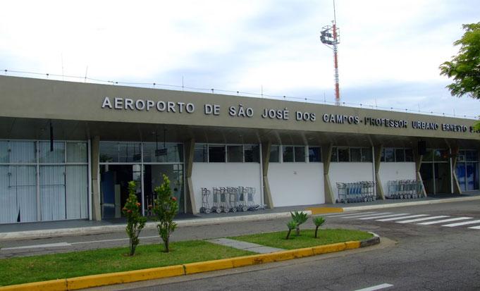 Aeroporto Internacional de São José dos Campos Professor Urbano Ernesto Stumpf