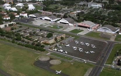 Aeroporto de São Paulo Campo de Marte
