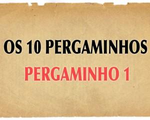 Pergaminho Nº 1