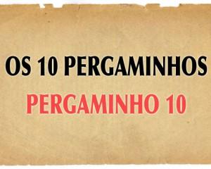 Pergaminho Nº 10