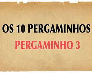 Pergaminho Nº 3