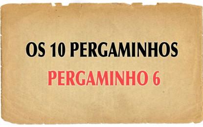 Pergaminho Nº 6