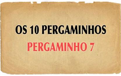 Pergaminho Nº 7