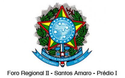 Foro Regional II – Santos Amaro – Prédio I