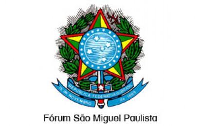 Fórum São Miguel Paulista