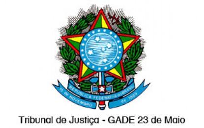 Tribunal de Justiça – GADE 23 de Maio