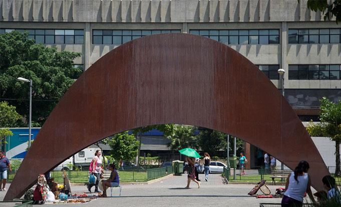 Monumento ao Migrante Nordestino