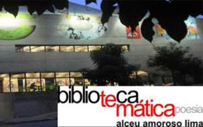 Biblioteca Alceu Amoroso Lima – Temática em Poesia