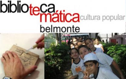 Biblioteca Belmonte – Temática em Cultura Popular