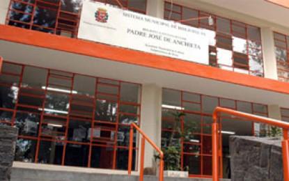 Biblioteca Padre José de Anchieta
