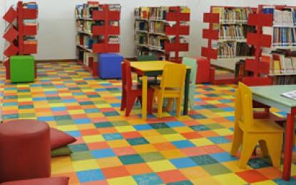 Biblioteca José Mauro de Vasconcelos