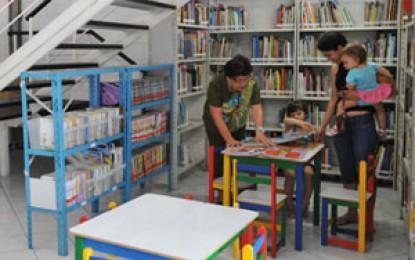 Biblioteca Marcos Rey