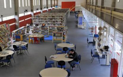 Biblioteca Milton Santos