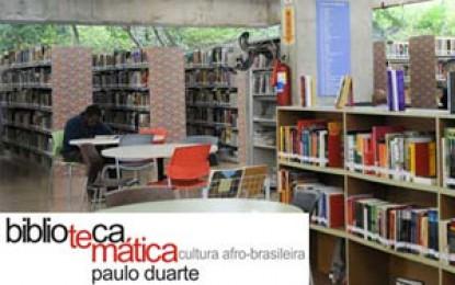 Biblioteca Paulo Duarte – Temática em Cultura Afro-brasileira