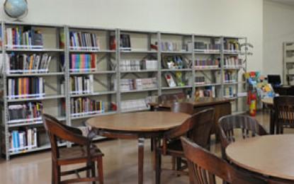 Biblioteca Professor Arnaldo Magalhães Giácomo