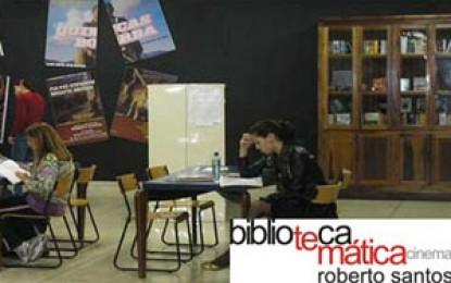 Biblioteca Roberto Santos – Temática em Cinema